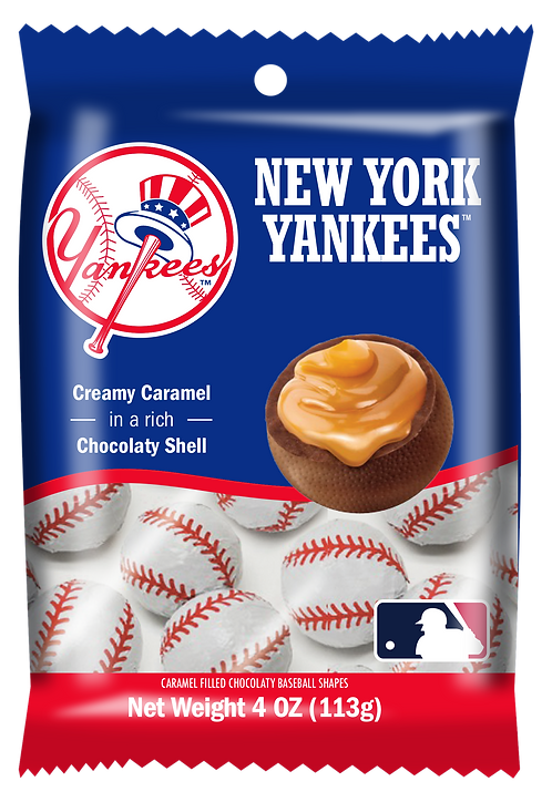 Yankees Chocolate Caramel (12 pk)