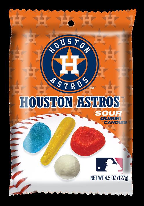 Astros Sour Gummies (12 pk)