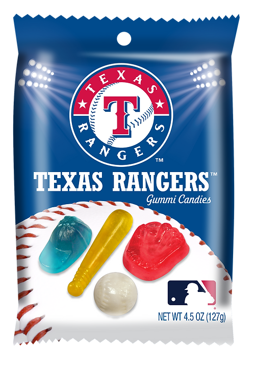 Rangers Gummies (12 pk)