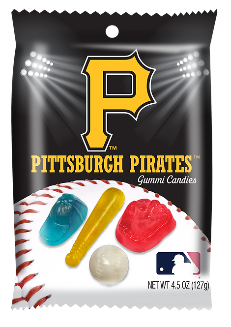 Pittsburgh Gummies (12 pk)