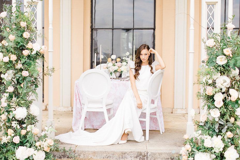 Hertfordshire wedding floral designer