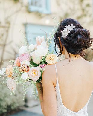 hertfordshire wedding bouquet