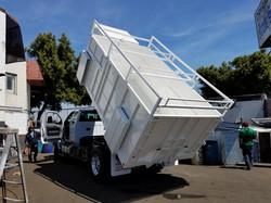 Custom Dump Truck Example 2