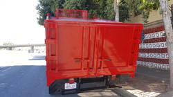 Red Dump Truck Body 3