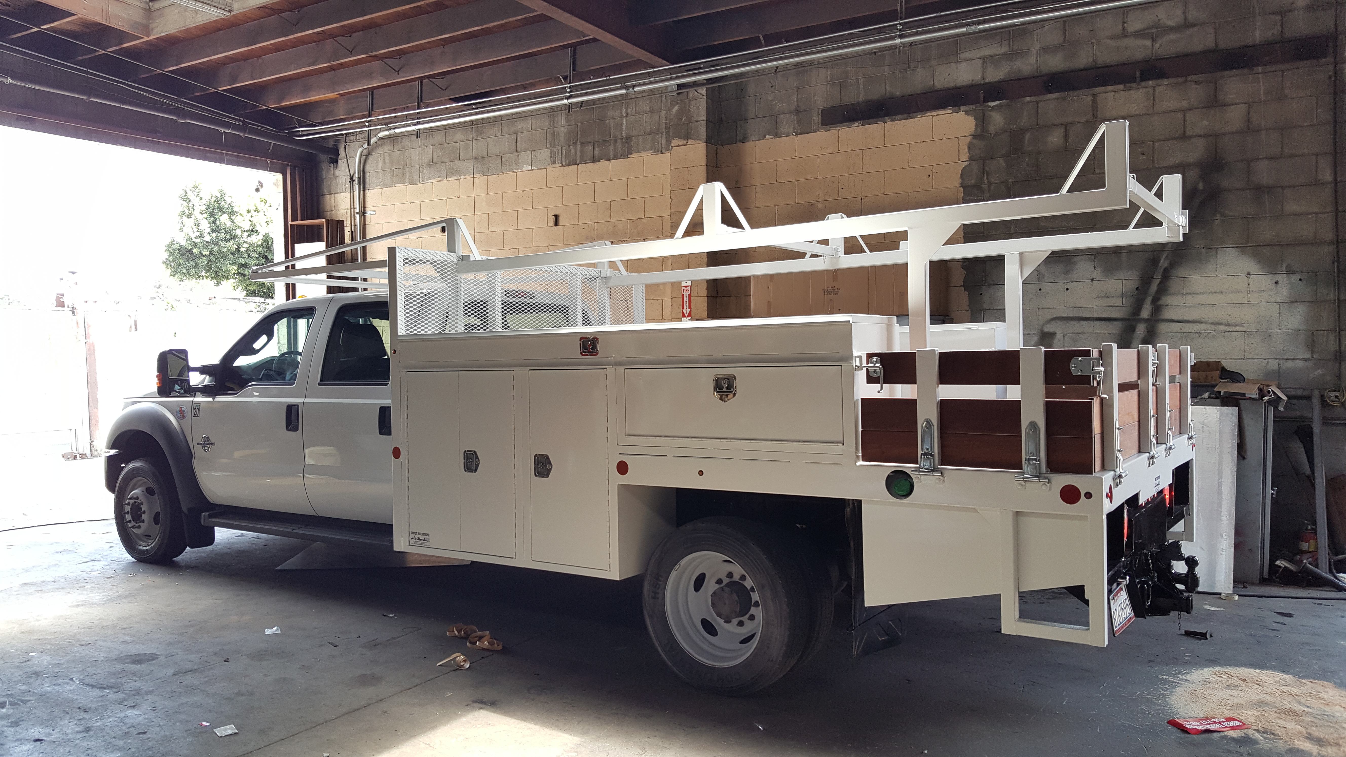 Utility Truck 1-1