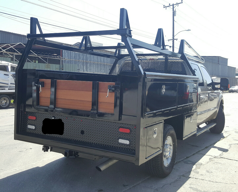 Utility Truck 4-2