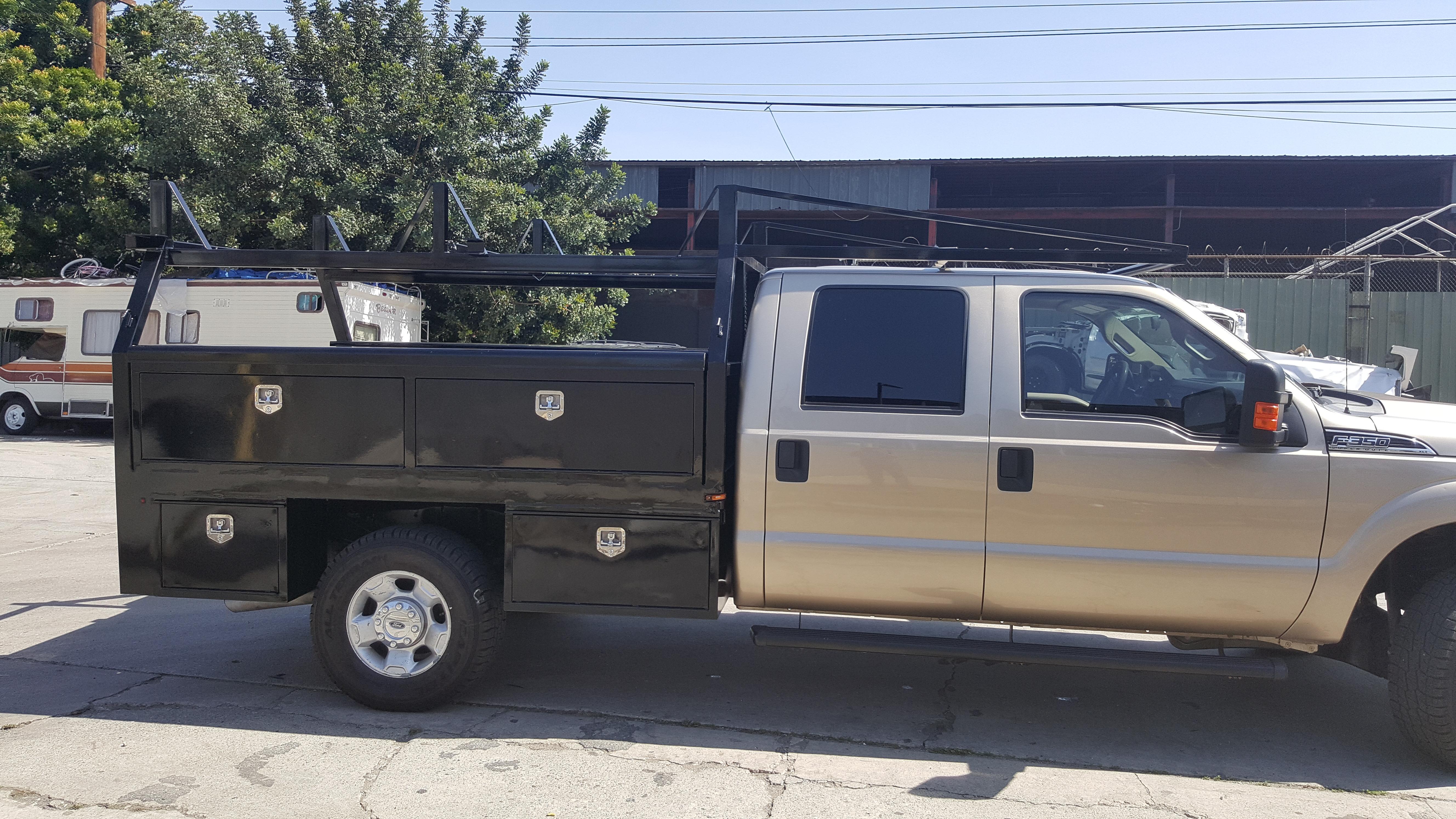 Utility Truck 4-1