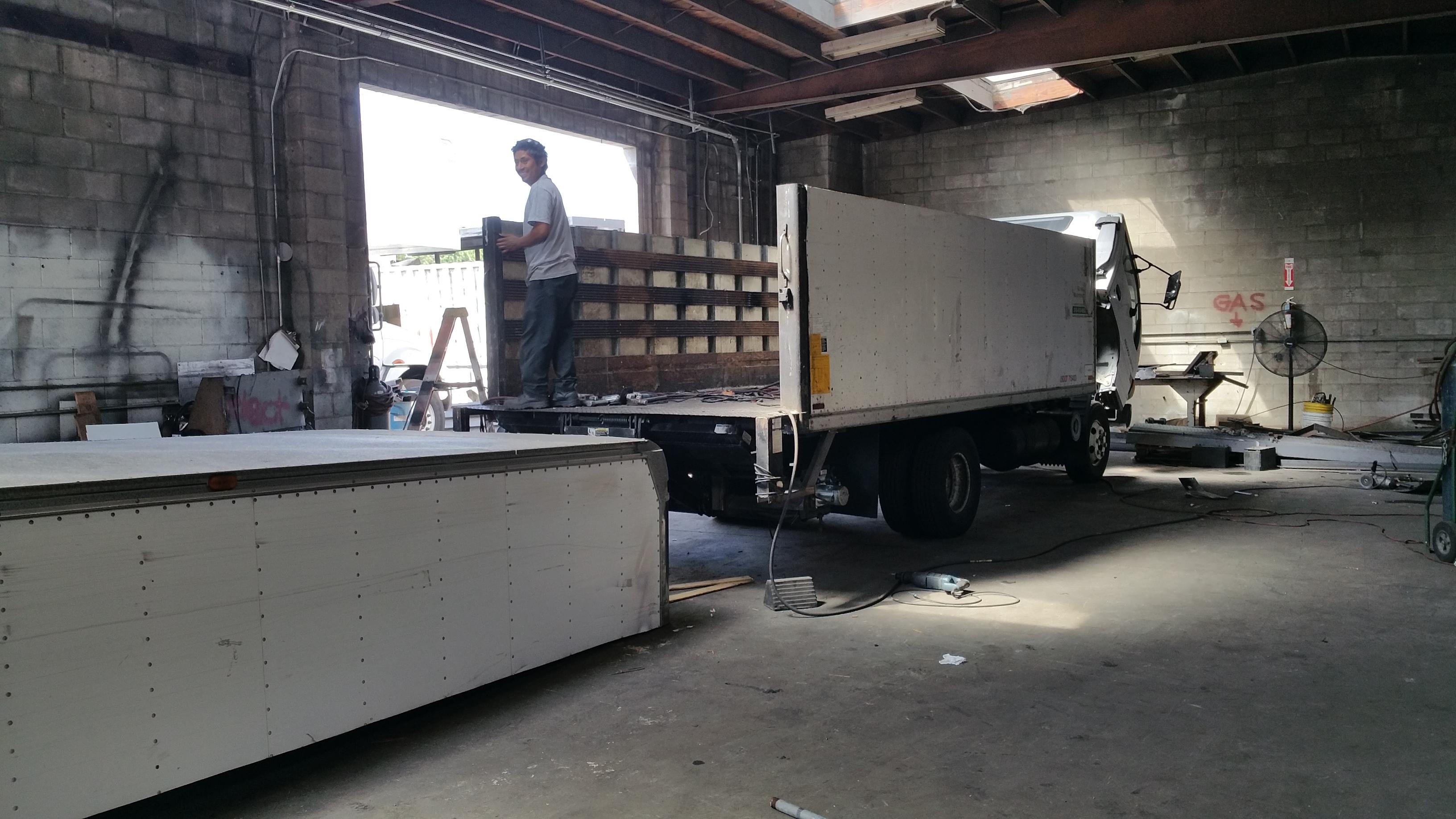 Dry Van to Dump Truck 3