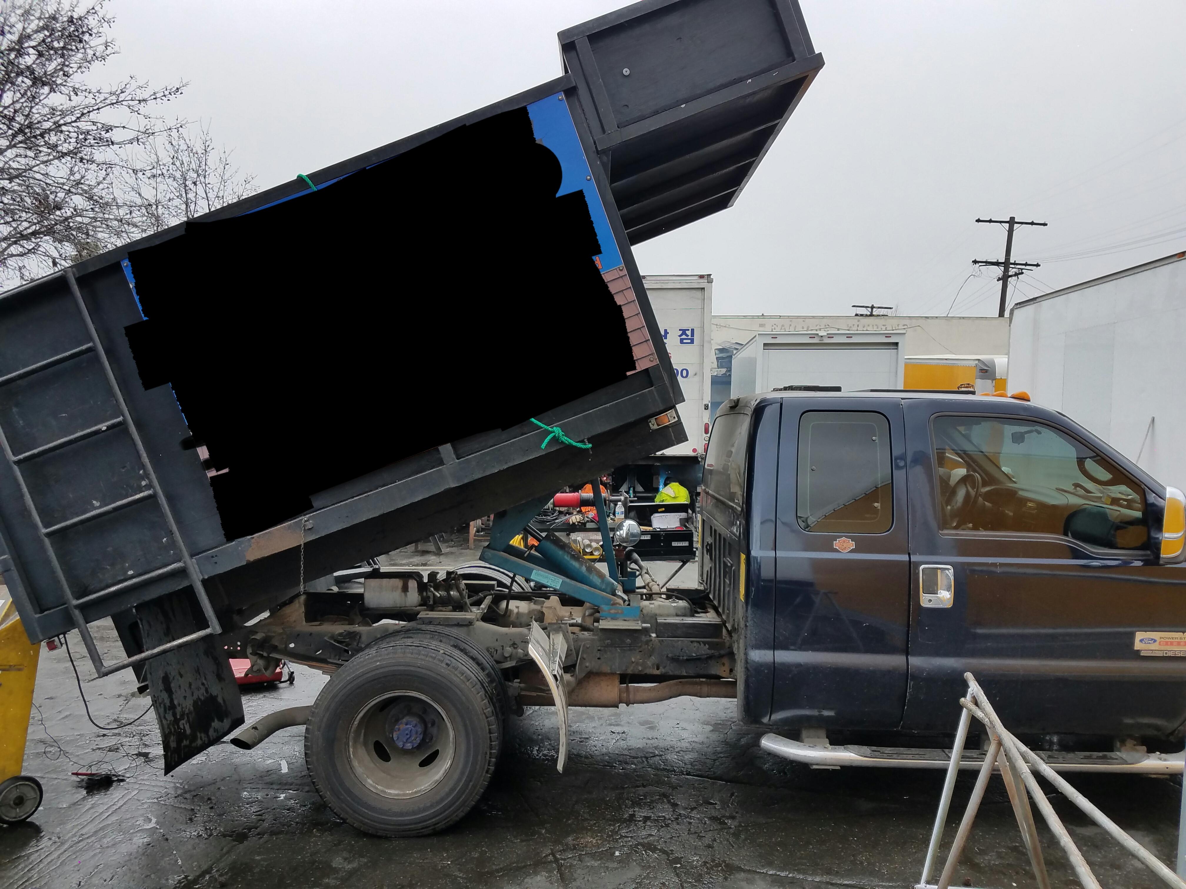 Dump Truck Example