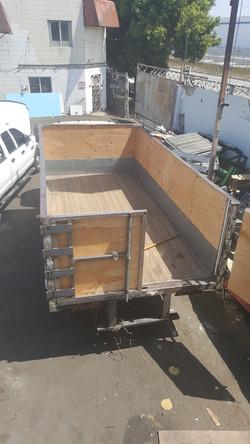Newly Build Dump Body
