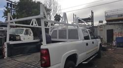 Ladder Rack For Pickup Truck