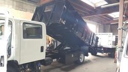 New Dump Truck Body