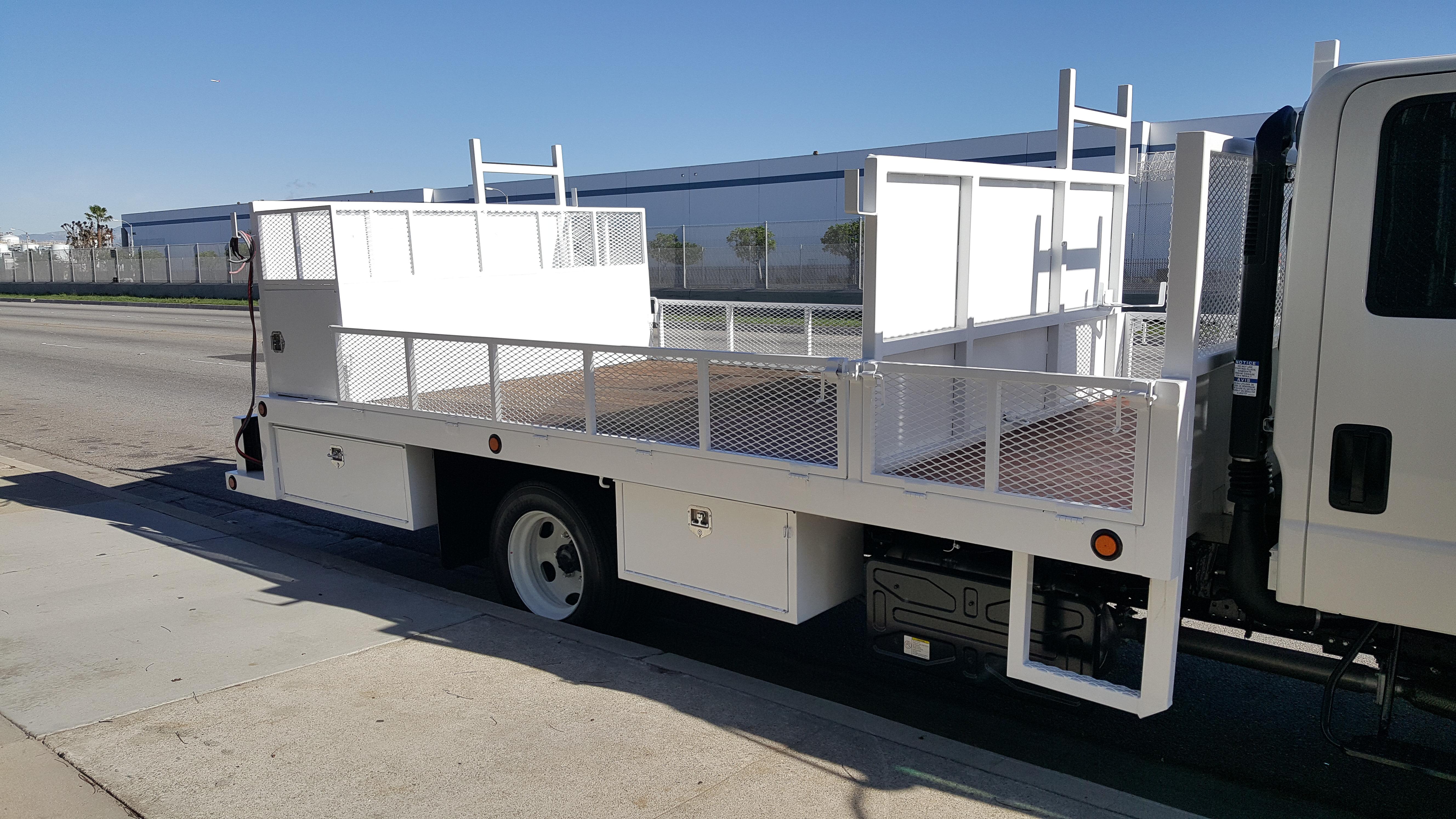 Custom Truck Body