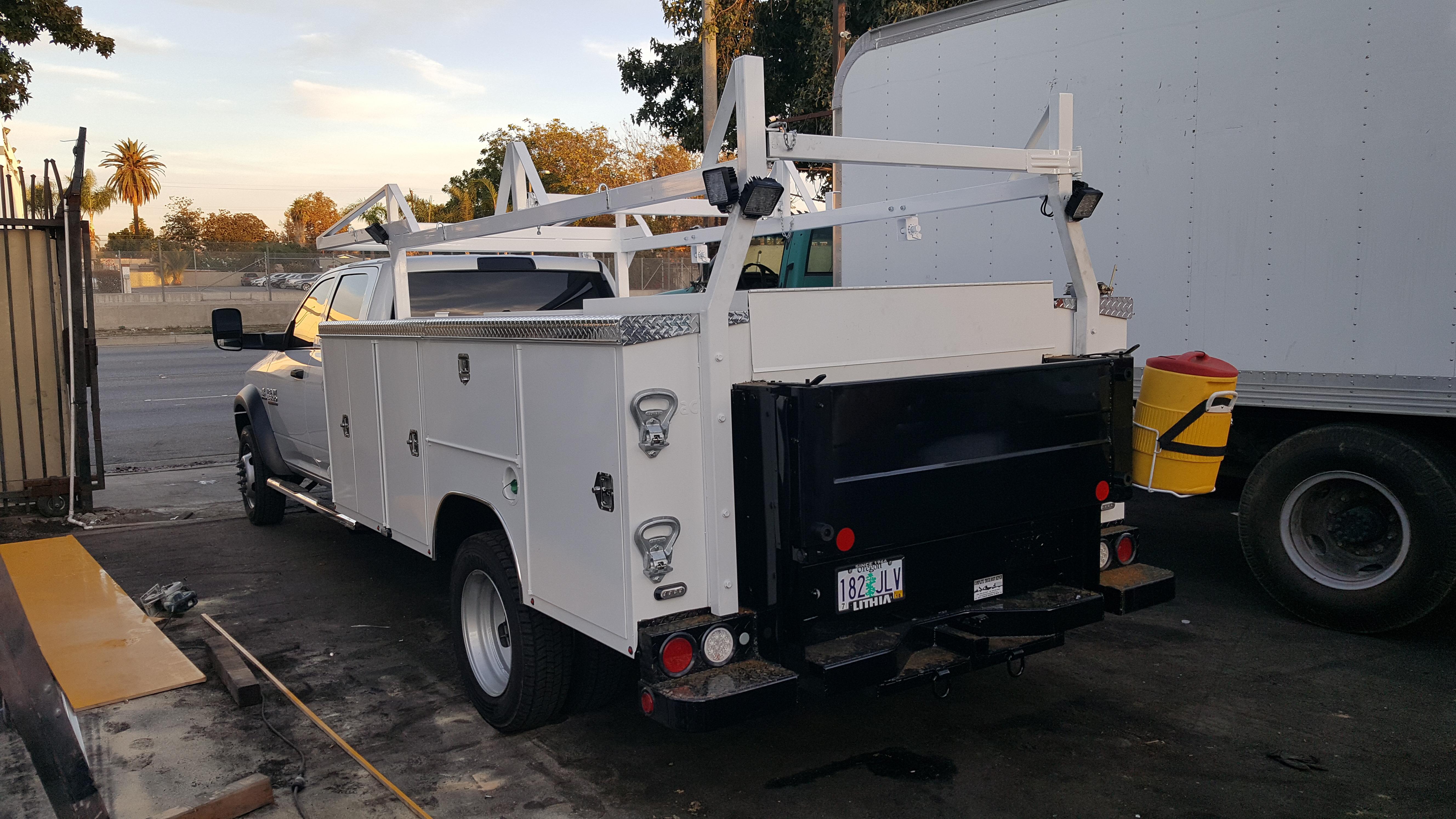 Utility Truck 3-1