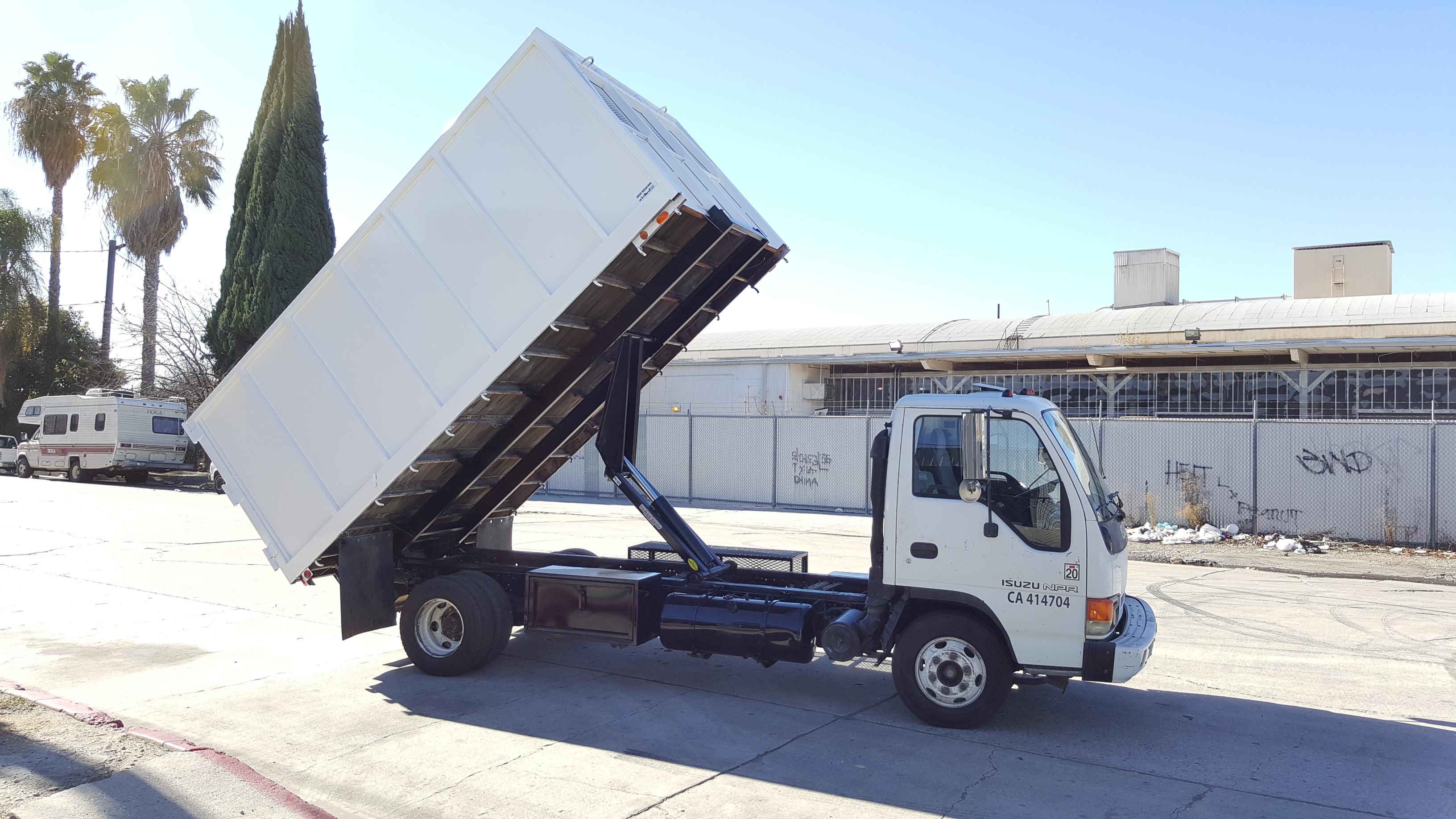 Dump Truck Example 1