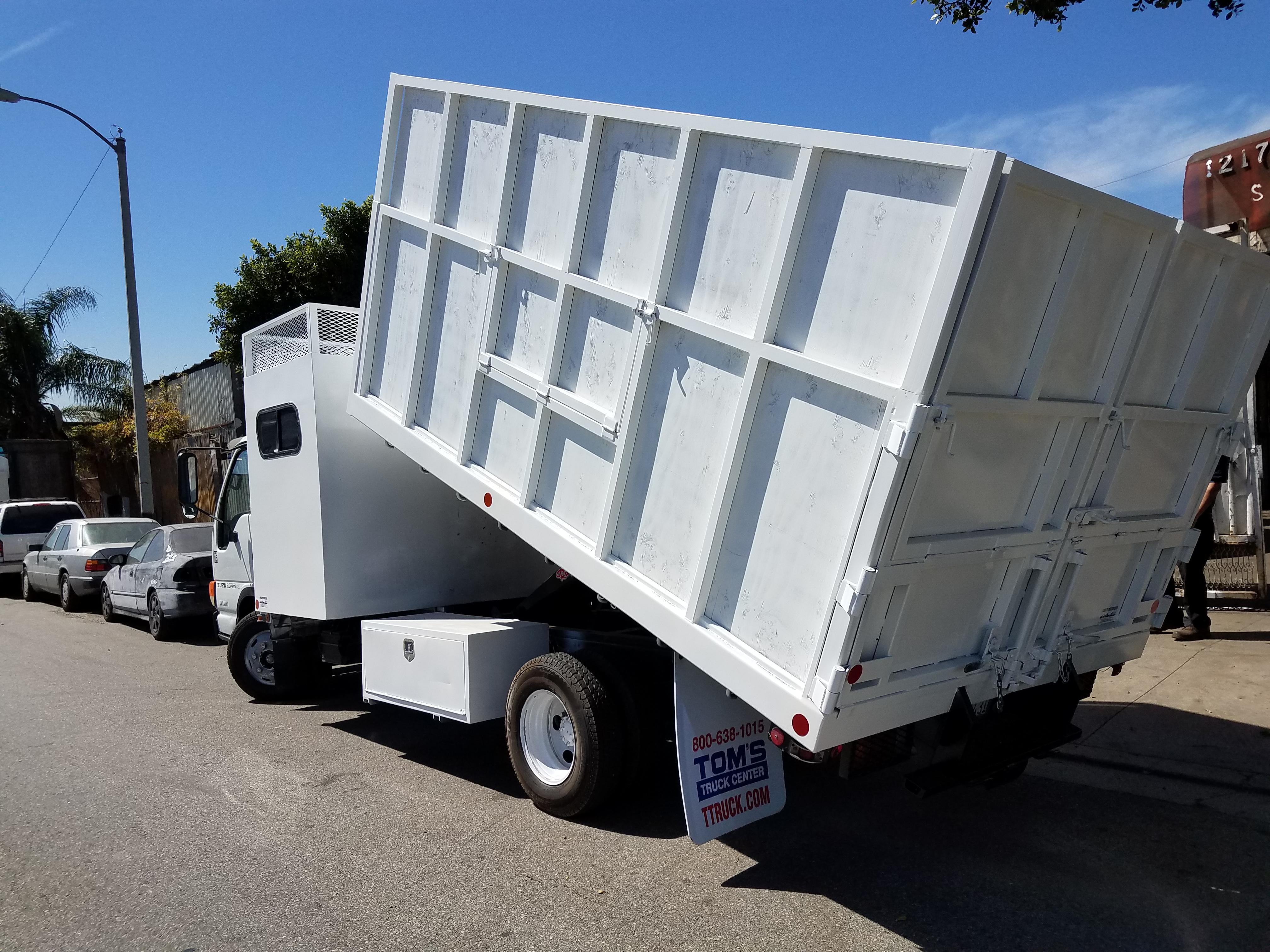 Dump Truck Example 6