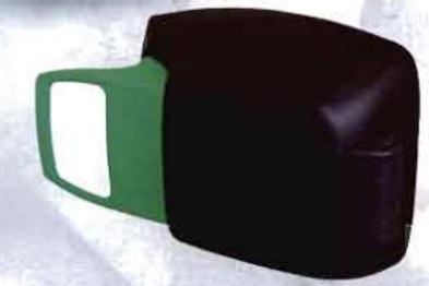 Fermod 430 internal handle