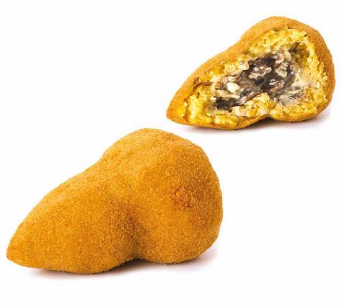 IL SOLE DI SICILIA - Arancini ai Funghi