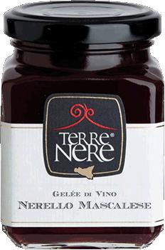 TERRE NERE - Gelée di Vino Nerello Mascalese