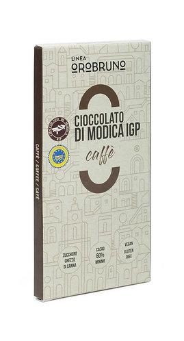 OROBRUNO - Cioccolato di Modica IGP Aromatizzato Caffè
