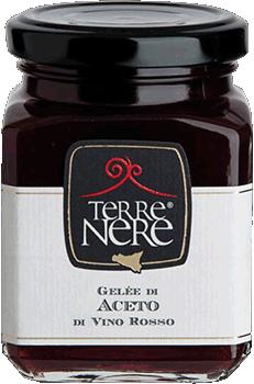 TERRE NERE - Gelée di Aceto di Vino Rosso