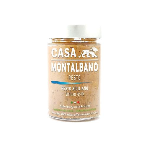 CASA MONTALBANO - Pesto Siciliano in Olio EVO