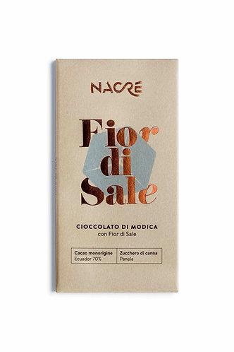 NACRE' - Cioccolato di Modica IGP Aromatizzato Fior di Sale