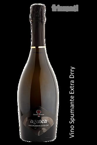 CANTINE PRIVITERA - Vino Spumante Chardonnay Extra Dry DOC