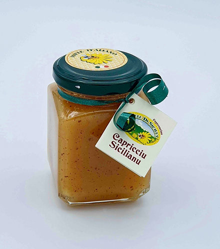 MIELE DI SICILIA - Miele al Peperoncino