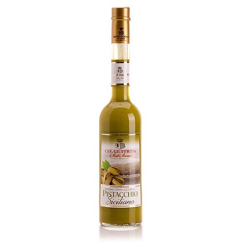 CAVALIER GIUFFRIDA - Crema di Liquore al Pistacchio