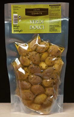 AGRESTIS - Olive Verdi Dolci Condite