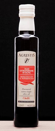 AGRESTIS - Olio Extravergine di Oliva Aromatizzato al Peperoncino