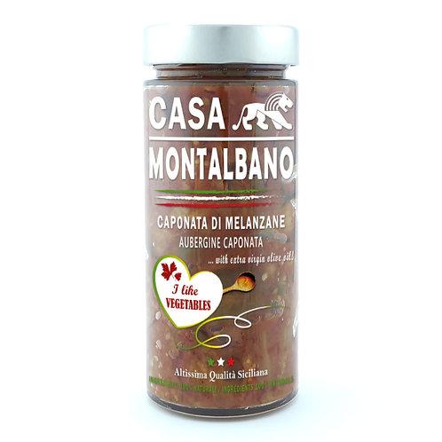 CASA MONTALBANO - Caponata di Melanzane