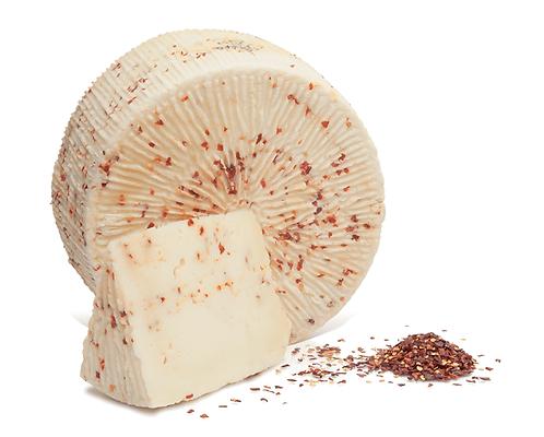 Pecorino Siciliano Primo Sale con Peperoncino