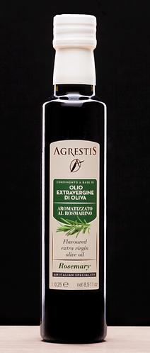 AGRESTIS - Olio Extravergine di Oliva Aromatizzato al Rosmarino