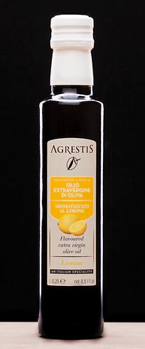 AGRESTIS - Olio Extravergine di Oliva Aromatizzato al Limone