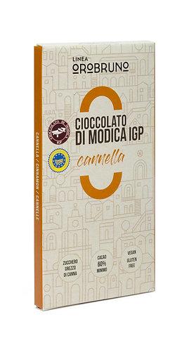 OROBRUNO - Cioccolato di Modica IGP Cannella