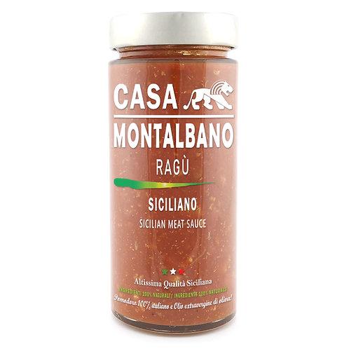 CASA MONTALBANO - Ragù Siciliano