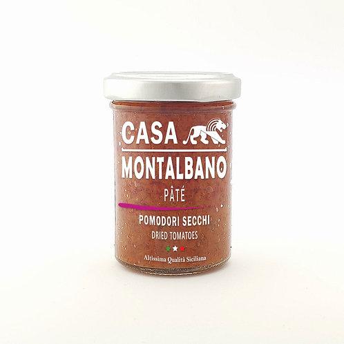 CASA MONTALBANO - Patè di Pomodori Secchi