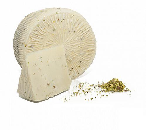 Pecorino Siciliano Primo Sale con Pistacchio