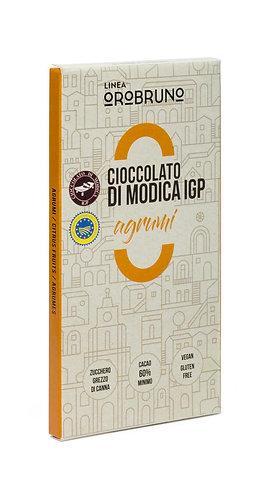 OROBRUNO - Cioccolato di Modica IGP Agrumi