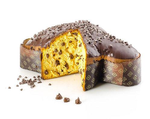 Colomba Artigianale al Cioccolato Fondente