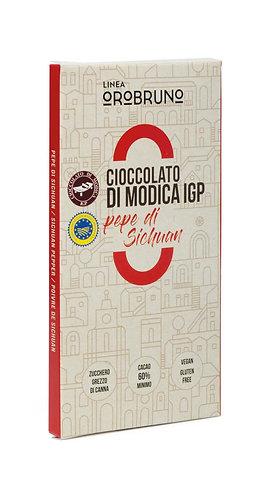 OROBRUNO - Cioccolato di Modica IGP Pepe di Sichuan