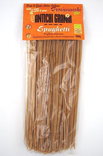 ANTICHI GRANAI - Spaghetti di Perciasacchi BIO