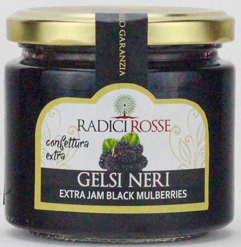 RADICI ROSSE - Confettura Extra Gelsi Neri
