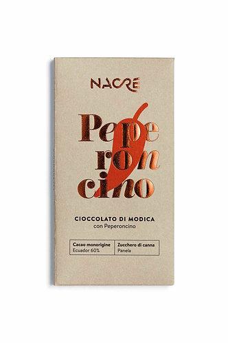 NACRE' - Cioccolato di Modica IGP Aromatizzato Peperoncino