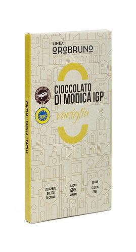 OROBRUNO - Cioccolato di Modica IGP Vaniglia