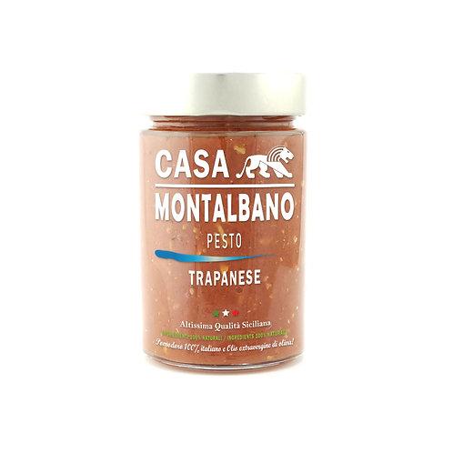 CASA MONTALBANO - Pesto alla Trapanese in Olio EVO