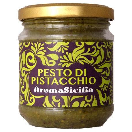 AROMA SICILIA - Pesto di Pistacchio Siciliano