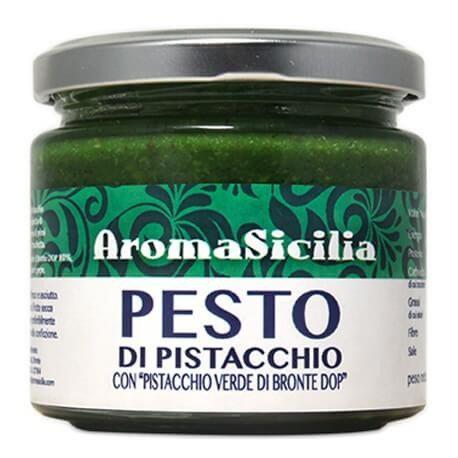 AROMA SICILIA - Pesto di Pistacchio Verde di Bronte DOP